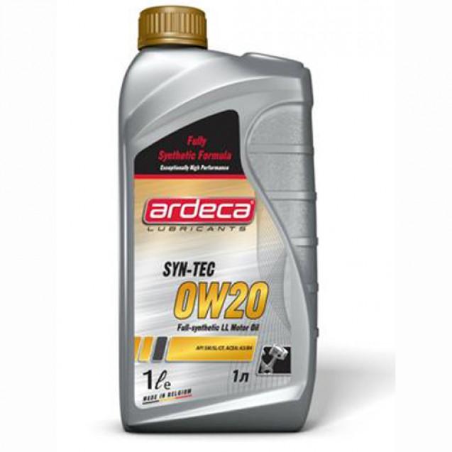 ARDECA SYN-TEC 0w20 Синтетическое масло 1l