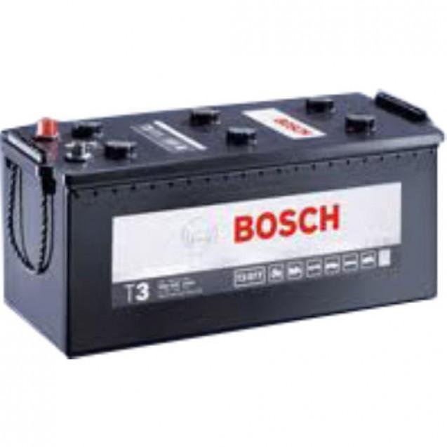 BOSCH Аккумулятор 100Ah-12v (T3071)/Для  NISSAN, MITSUBISHI