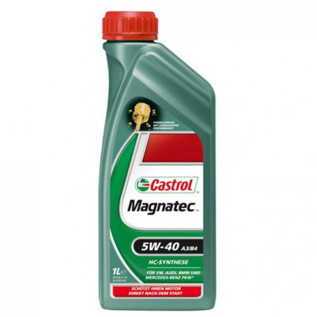 CASTROL A3/B4 Magnatec 5W40 Синтетическое масло 1l