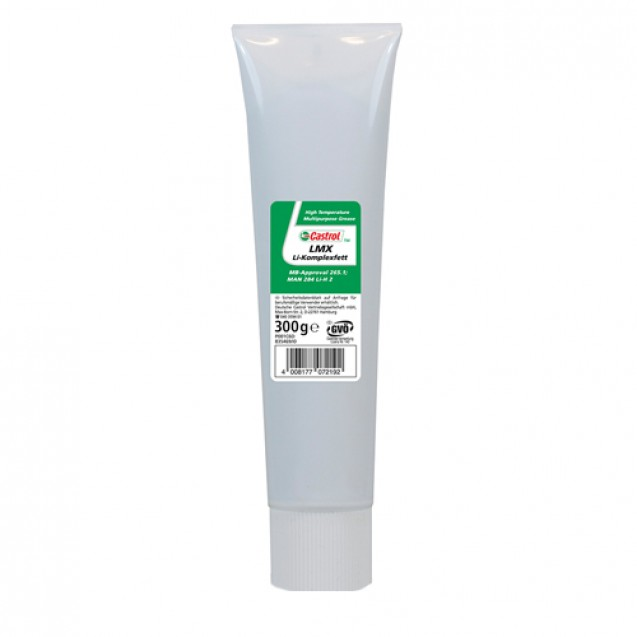 Castrol LMX LI-KOMPLEXFETT Пластичная смазка 300g