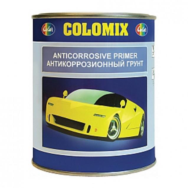 COLOMIX Грунт 210 Антикоррозийный 1kg