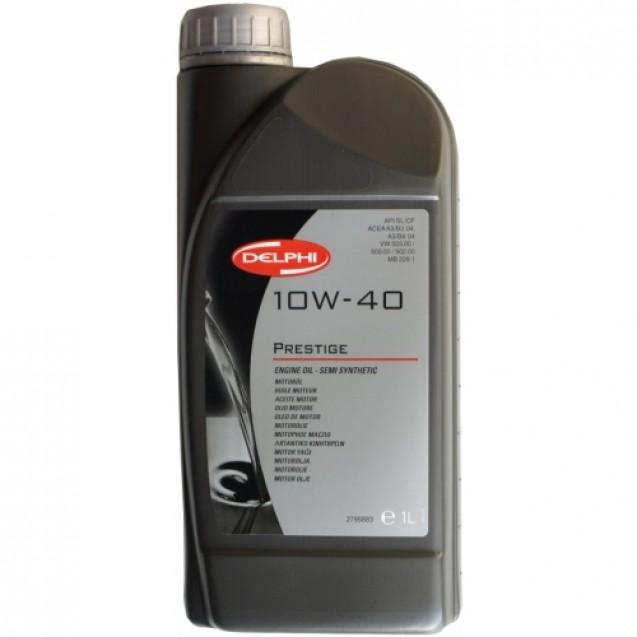DELPHI PRESTIGE 10W40 Полусинтетическое масло 1l
