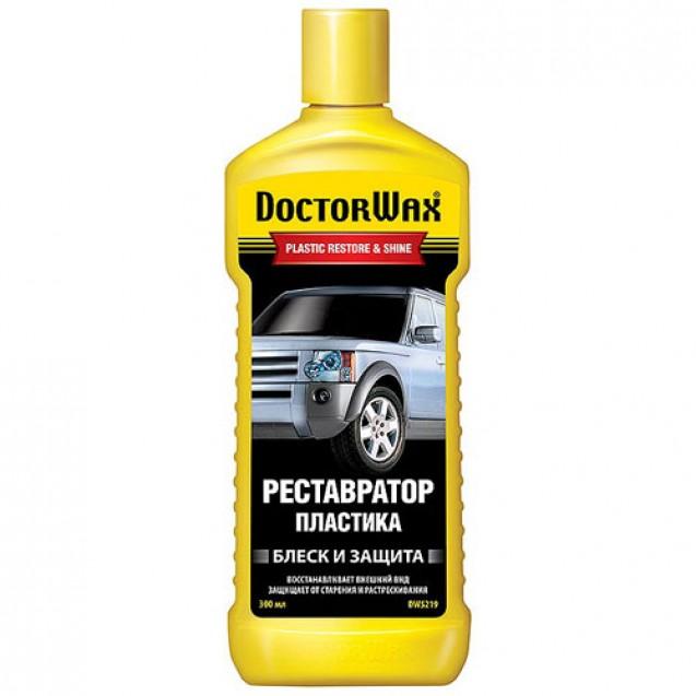 Doctor Wax Реставратор пластика 300ml