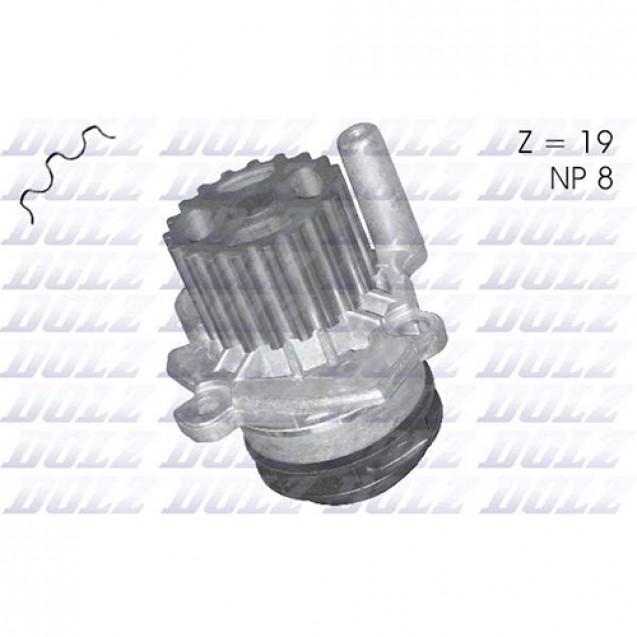 DOLZ Насос водяной/ Audi A6