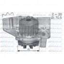 DOLZ Насос водяной/ Fiat Ducato