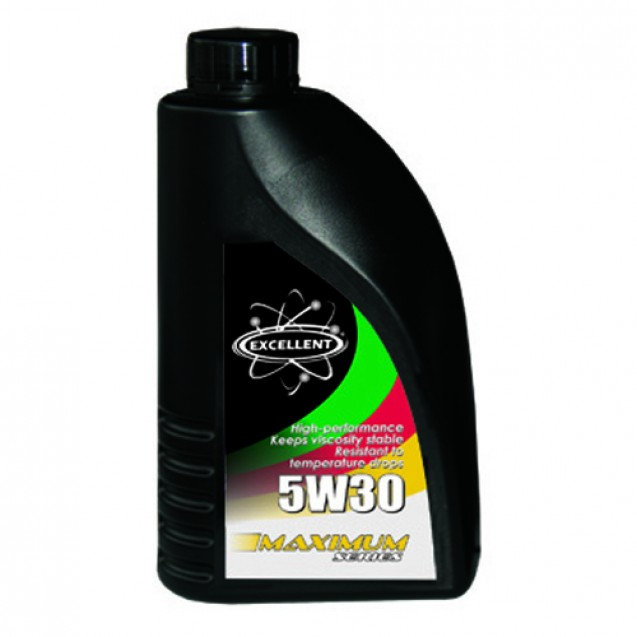 EXCELLENT MAXIMUM 5W30 Синтетическое масло 1l
