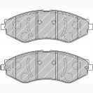Ferodo Тормозные колодки дисковые/ Chevrolet Lacetti