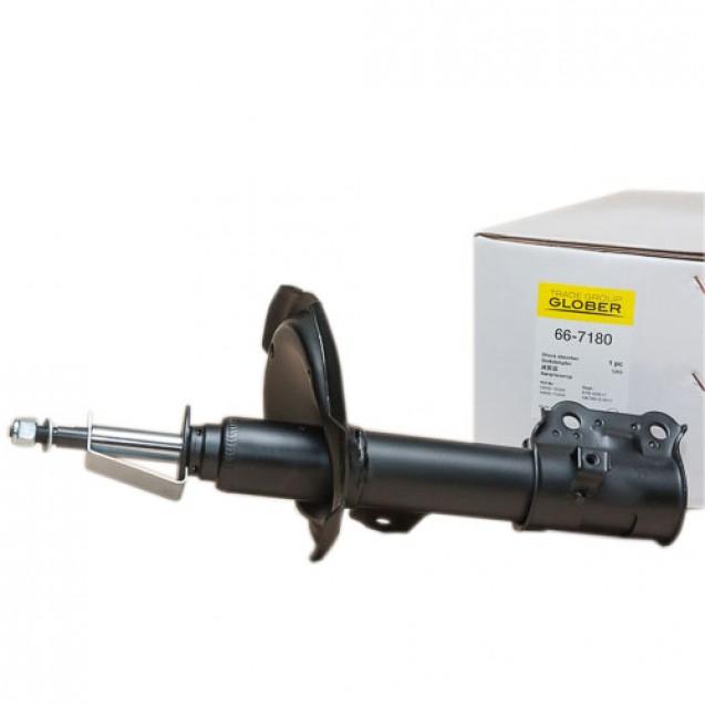 Glober Амортизатор газовый передний левый/ Kia Rio II