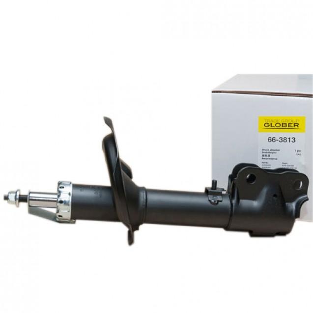 Glober Амортизатор газовый передний левый/ Mitsubishi Lancer