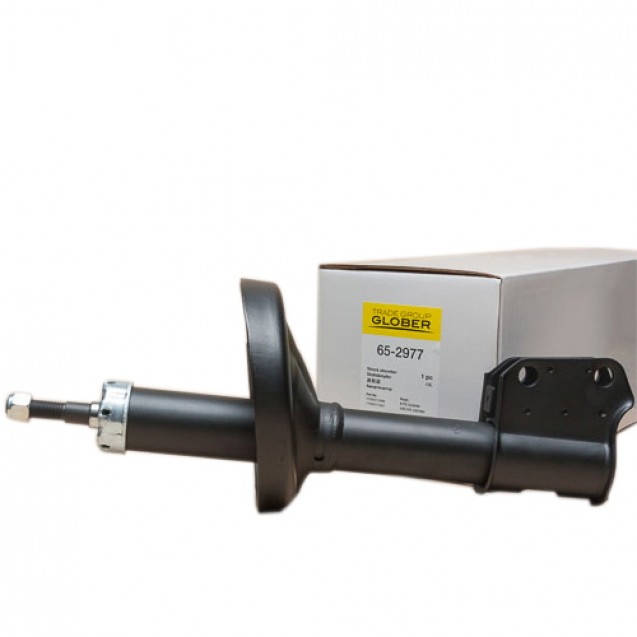 Glober Амортизатор гидравлический передний/ Renault Kangoo