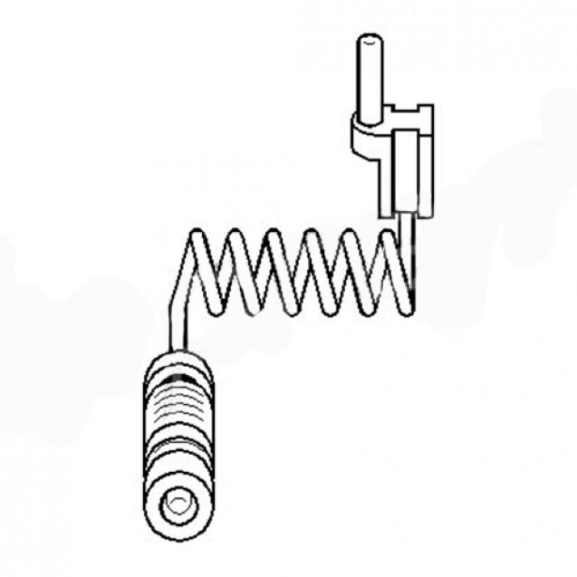 Glober Датчик износа тормозных колодок/ Mercedes-Benz Sprinter 2-T