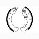 Glober Колодки тормозные барабанные/ VW Transporter IV