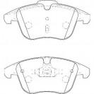 Glober Колодки тормозные дисковые/ Ford Mondeo IV
