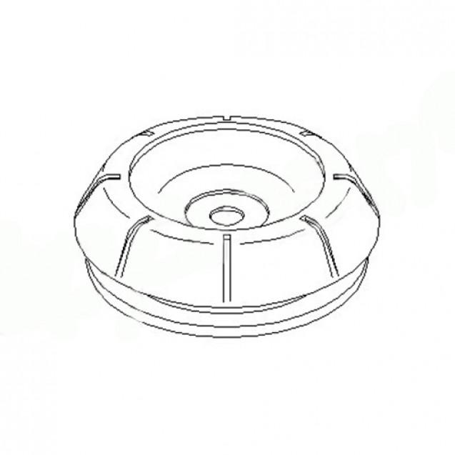 Glober Опора амортизатора/ Opel Astra G
