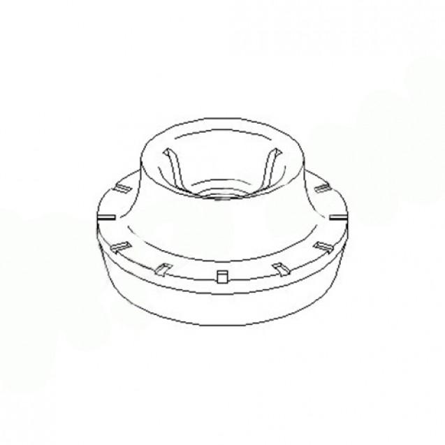 Glober Опора амортизатора/ Seat Alhambra