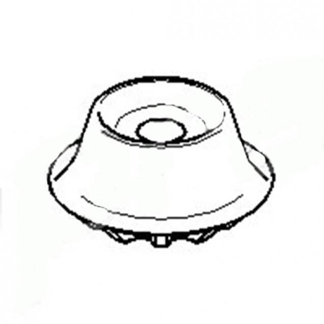 Glober Опора амортизатора/ Seat Cordoba