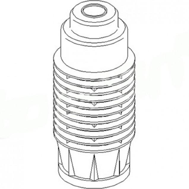 Glober Пыльник переднего амортизатора/ Opel Calibra A
