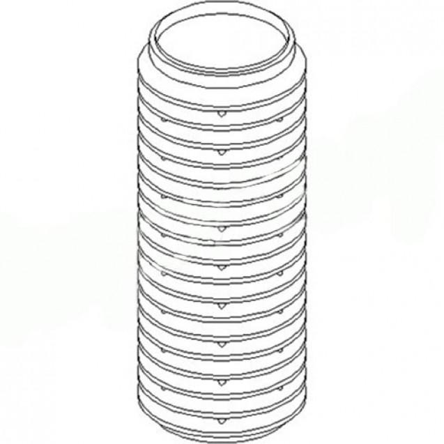 Glober Пыльник переднего амортизатора/ VW Passat
