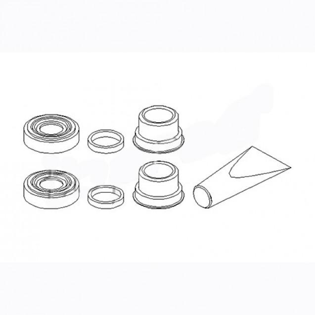 Glober Ремкомплект суппорта/ Opel Ascona C