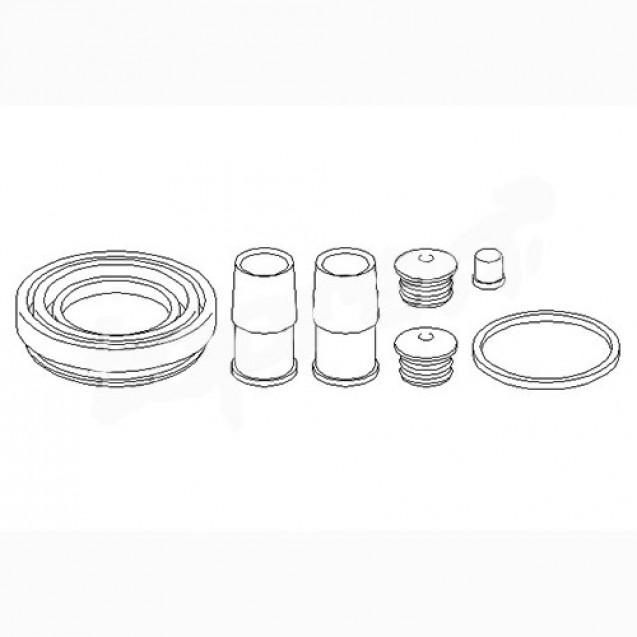 Glober Ремкомплект переднего суппорта/ Opel Astra F