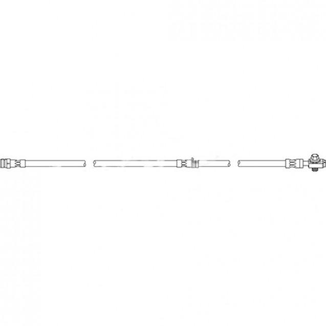 Glober Тормозной шланг передний/ Audi A3