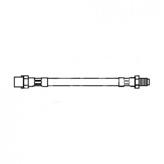 Glober Тормозной шланг задний/ Audi 80