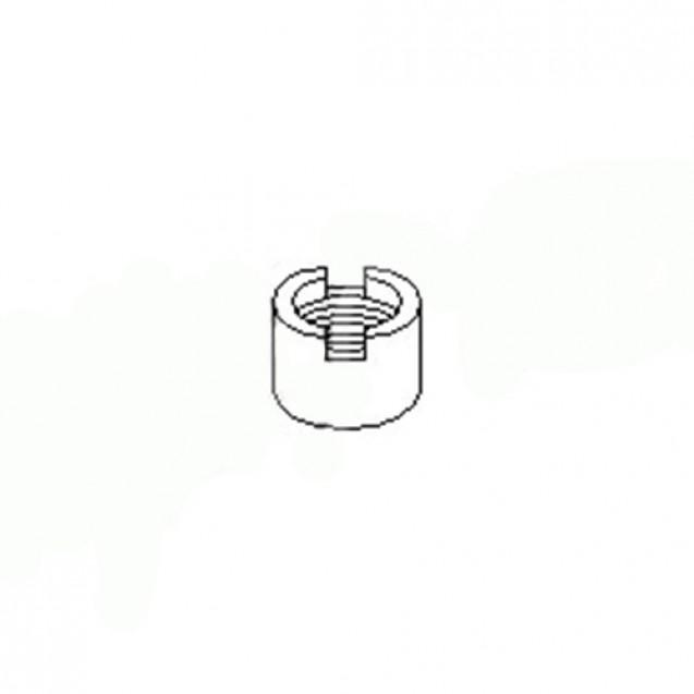 Glober Втулка резьбовая/ Audi 80