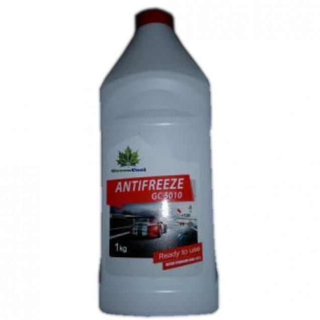 GREENCOOL Антифриз красный GC5010 1kg