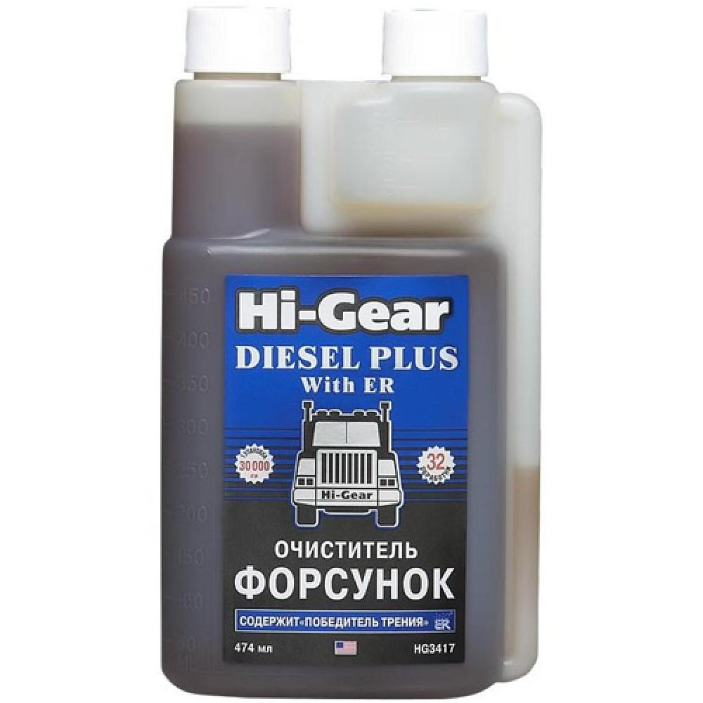 Средство для чистки форсунок дизеля hi-gear инструкция