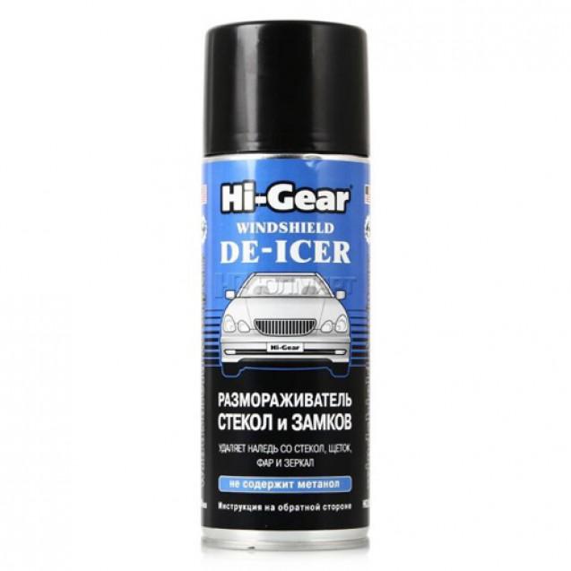 Hi-Gear Размораживатель стекол и замков 520ml