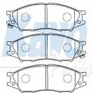 KAVO Тормозные колодки дисковые передние/ Nissan Almera Classic