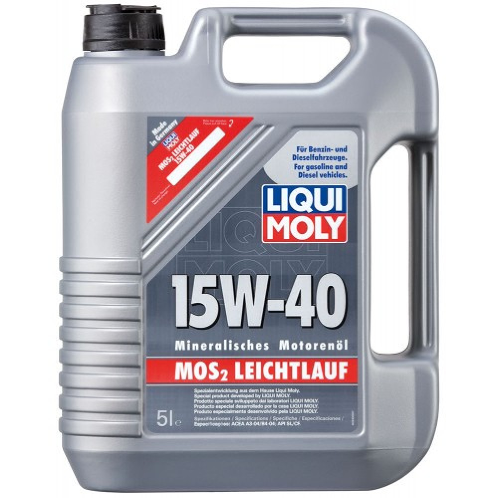 liqui moly os2 leichtlauf 15w40 5l. Black Bedroom Furniture Sets. Home Design Ideas
