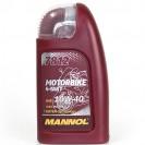 Mannol 7812 Motorbike 4-Takt SL Масло для четырехтактных двигателей 1l