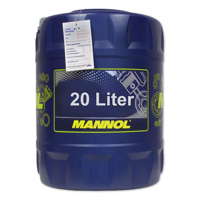 Mannol 7812 Motorbike 4-Takt SL Масло для четырехтактных двигателей 20l