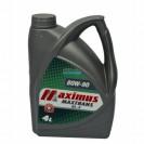 MAXIMUS MAXTRANS GL-5 80W90 Трансмиссионное масло 4l
