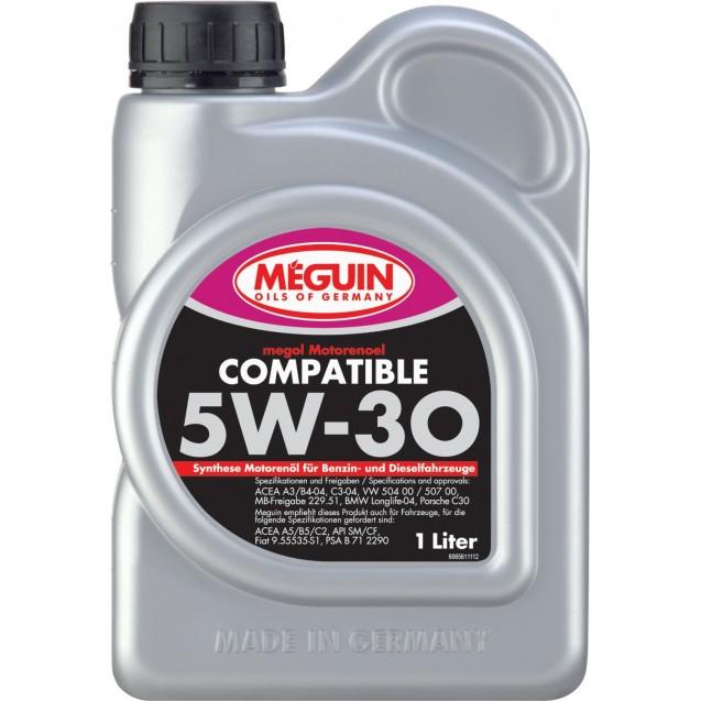 MEGUIN COMPATIBLE 5W30 1л