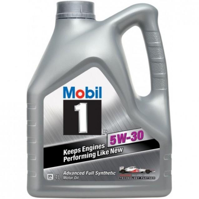 Mobil 1 New Life 5W30 Синтетическое масло 4l