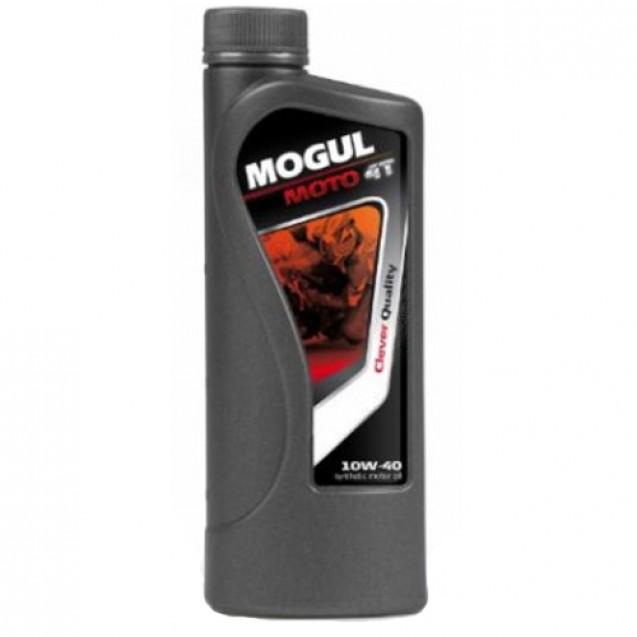 MOGUL 10W40 MOTO 4T Полусинтетическое масло 1l
