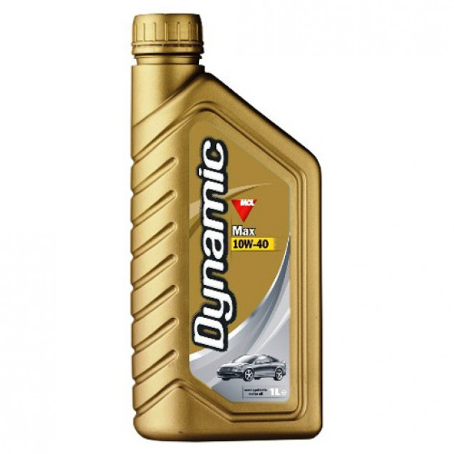 MOL Dynamic Max 10W40 Полусинтетическое масло 1l