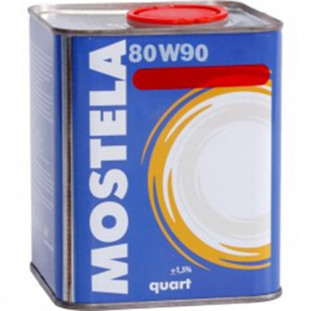 MOSTELA 80W90 GL-5 Трансмиссионное масло 1l