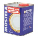 MOSTELA SEMISYNT 10W40 SG/CD Полусинтетическое масло 1l