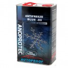 NANOPROTEC Antifreeze Blue-80 Антифриз концентрат 4l