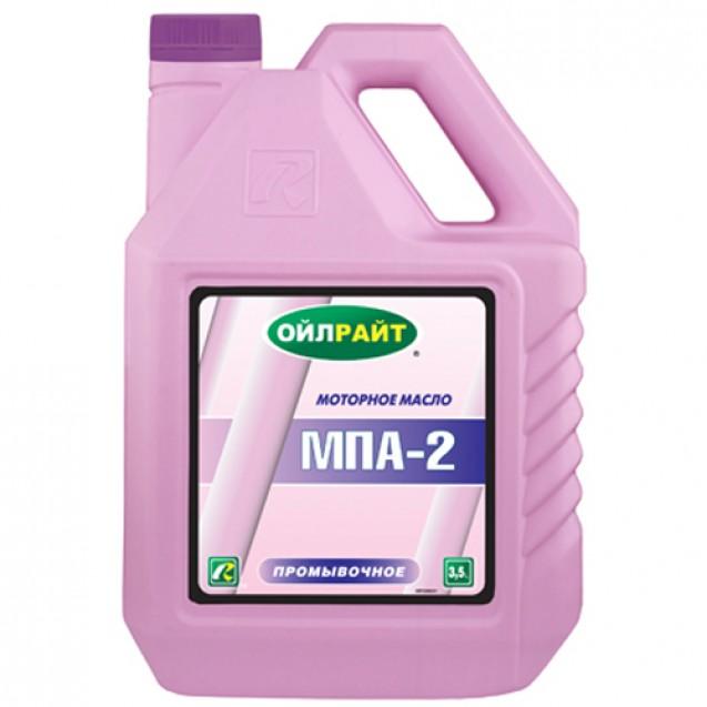 OILRIGHT МПА-2-0 Промывочное масло 3500ml