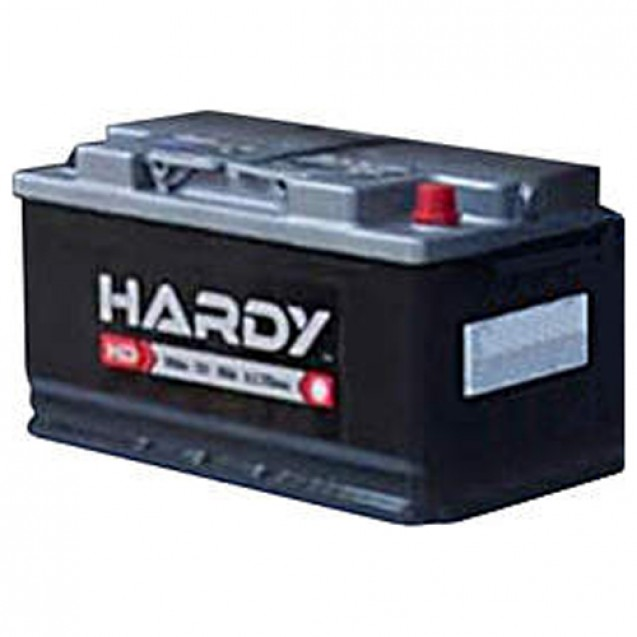 SADA Аккумулятор 62Ah-12v HARDY SP