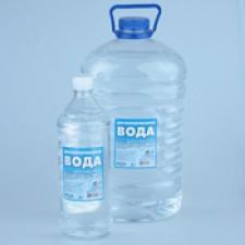 Дистиллированная вода/Электролит