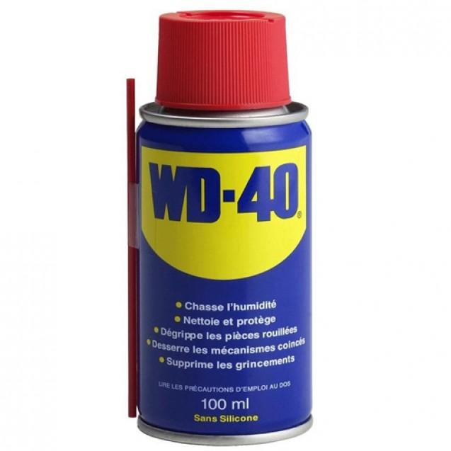 WD-40 Универсальная смазка 100ml