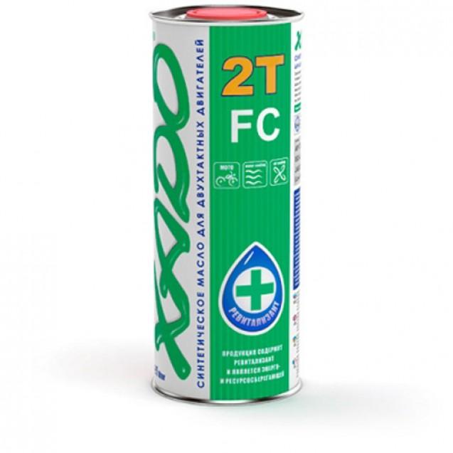 XADO Atomic Oil 2T FC Синтетическое масло 1l
