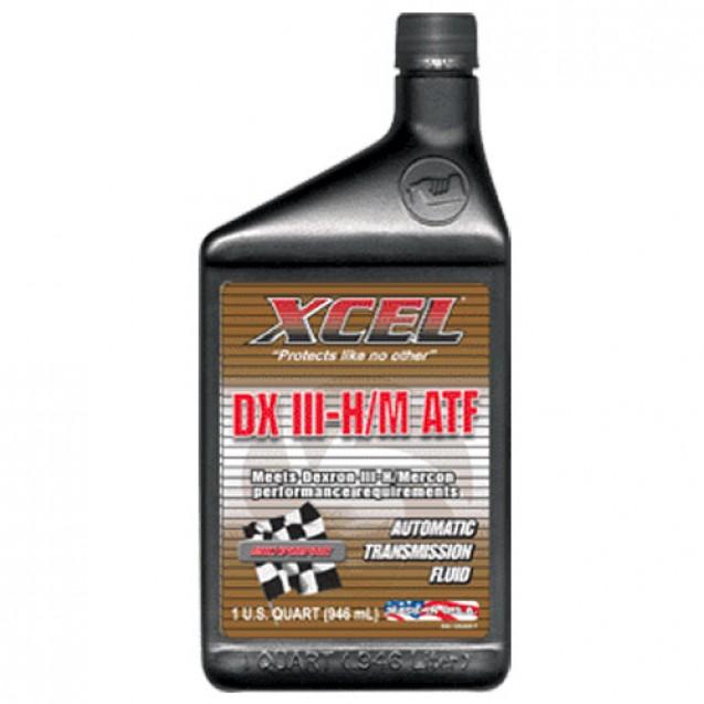 XCEL DEXRON III-H/M ATF Трансмиссионное масло 1l