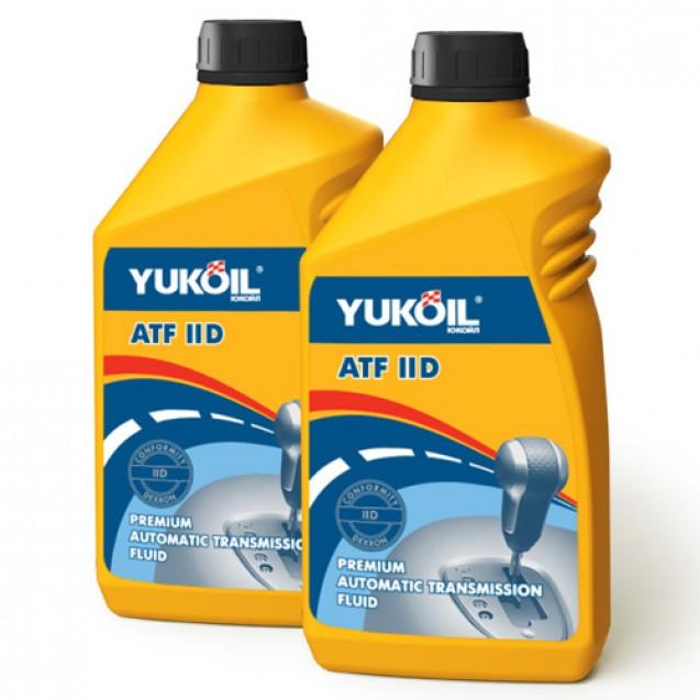 YUKO ATF IID Трансмиссионное масло 1l