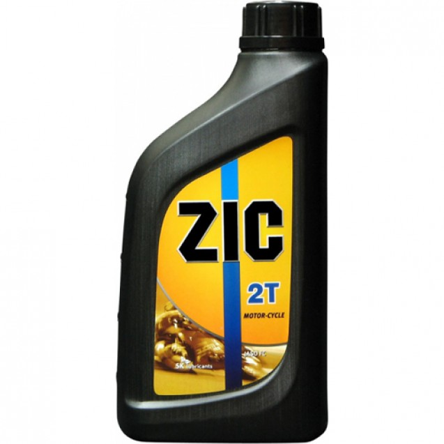 ZIC 2T Полусинтетическое масло 1l